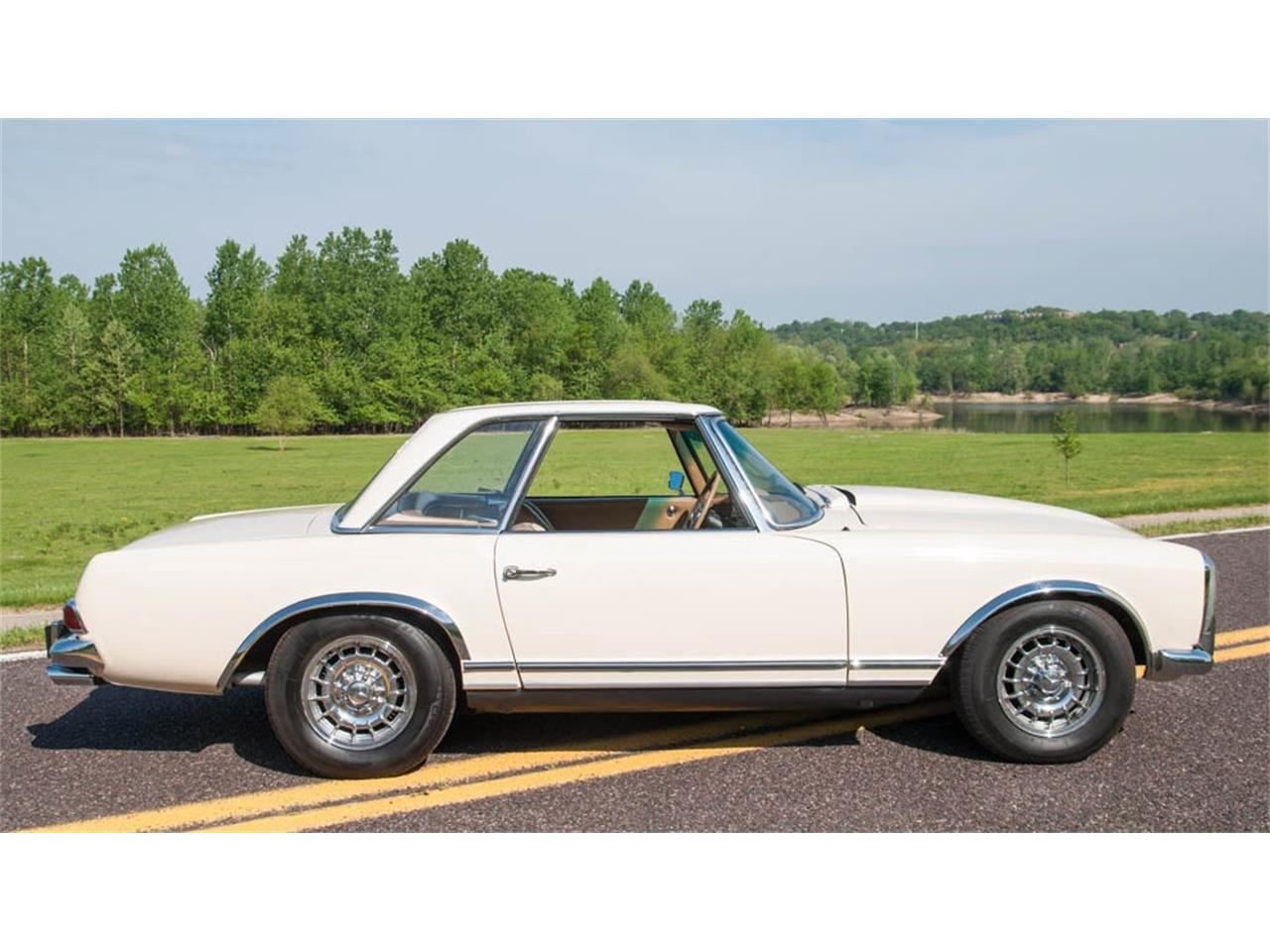 Large Picture of '67 230SL - Q6CA
