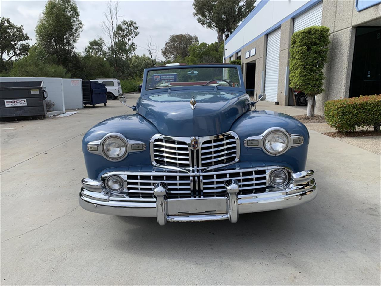 Large Picture of Classic 1948 Lincoln Continental located in Spring Valley California - Q5GG