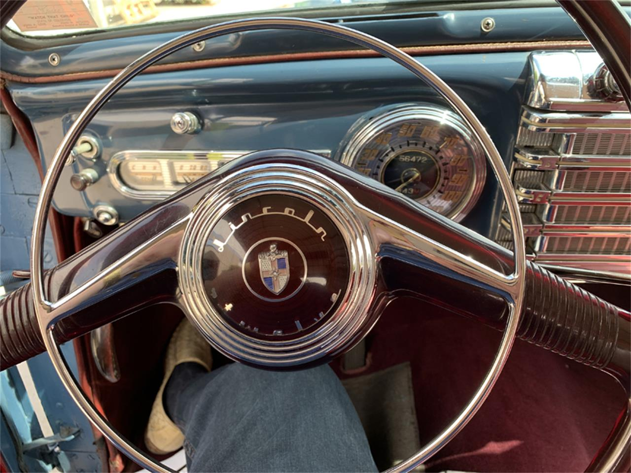 Large Picture of Classic 1948 Lincoln Continental located in California Offered by Affordable VIP Classics - Q5GG