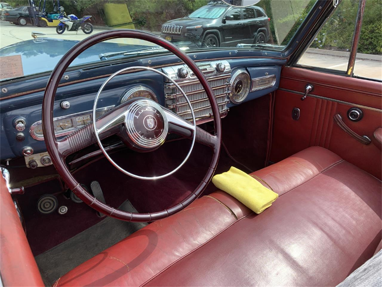 Large Picture of '48 Lincoln Continental located in California - Q5GG