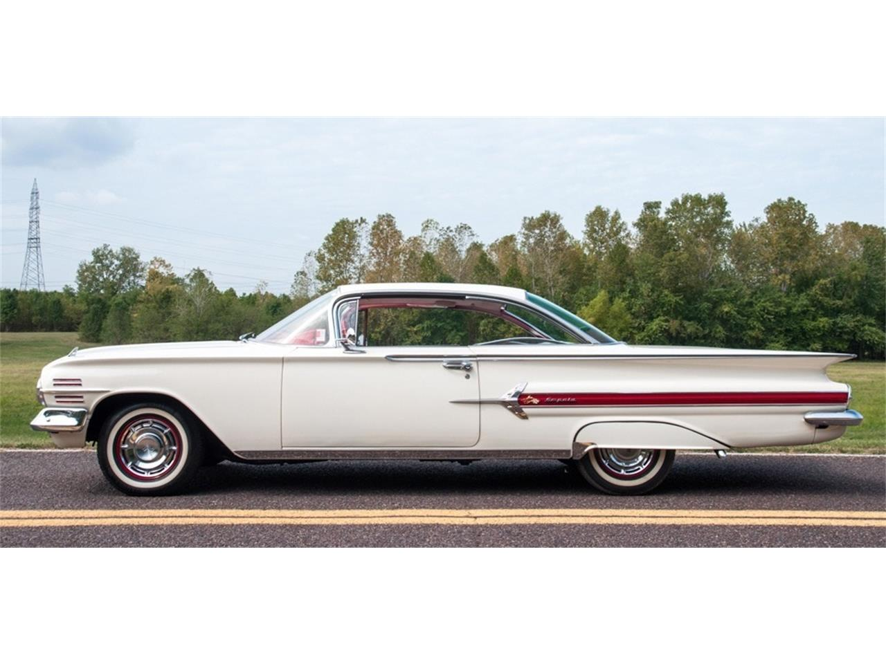 Large Picture of '60 Impala - Q6CH