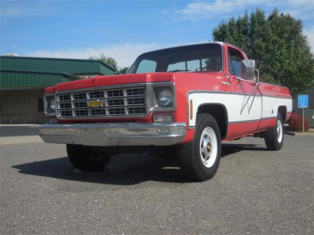 Classic Chevrolet C20 For Sale On Classiccars Com On