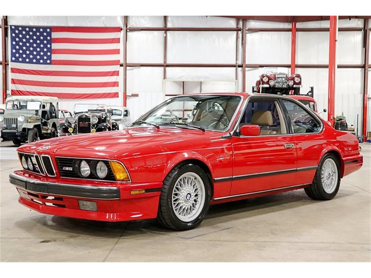 Large Picture of '88 M6 located in Michigan - Q6CR