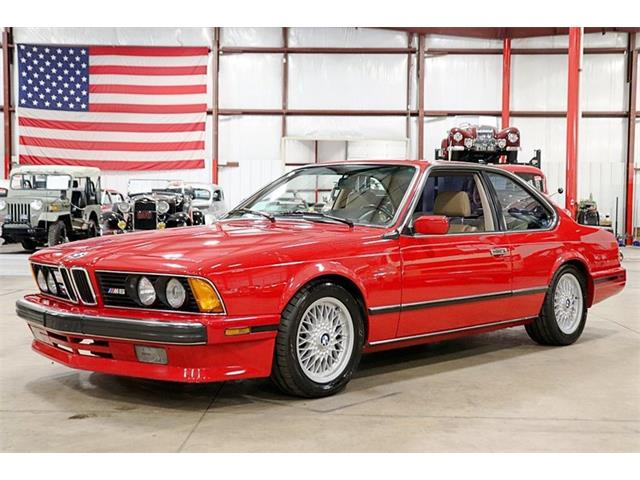 Picture of '88 M6 - Q6CR