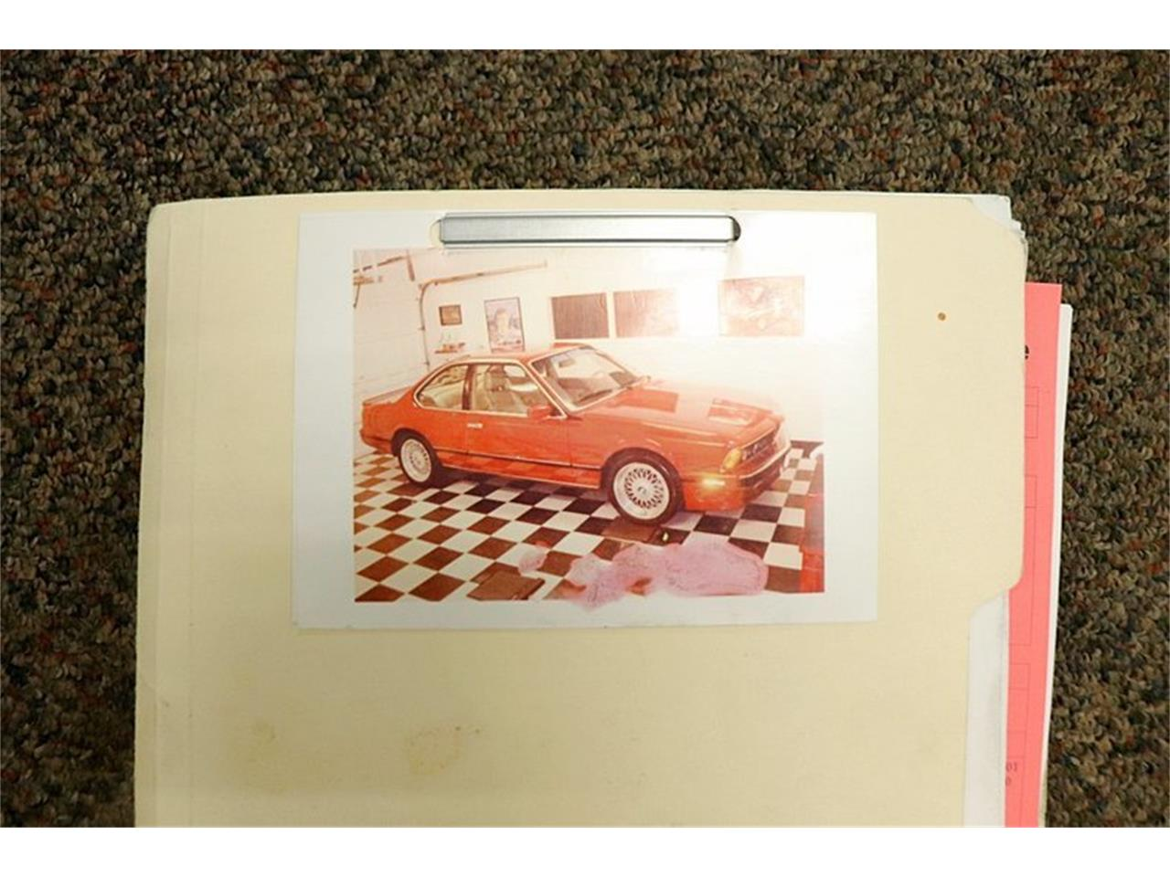 Large Picture of '88 BMW M6 located in Kentwood Michigan Offered by GR Auto Gallery - Q6CR
