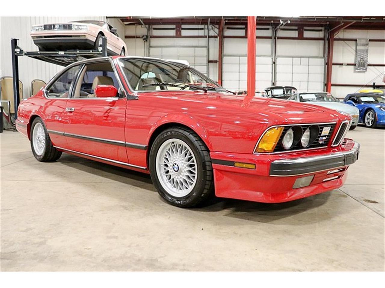 Large Picture of '88 M6 - $44,900.00 Offered by GR Auto Gallery - Q6CR