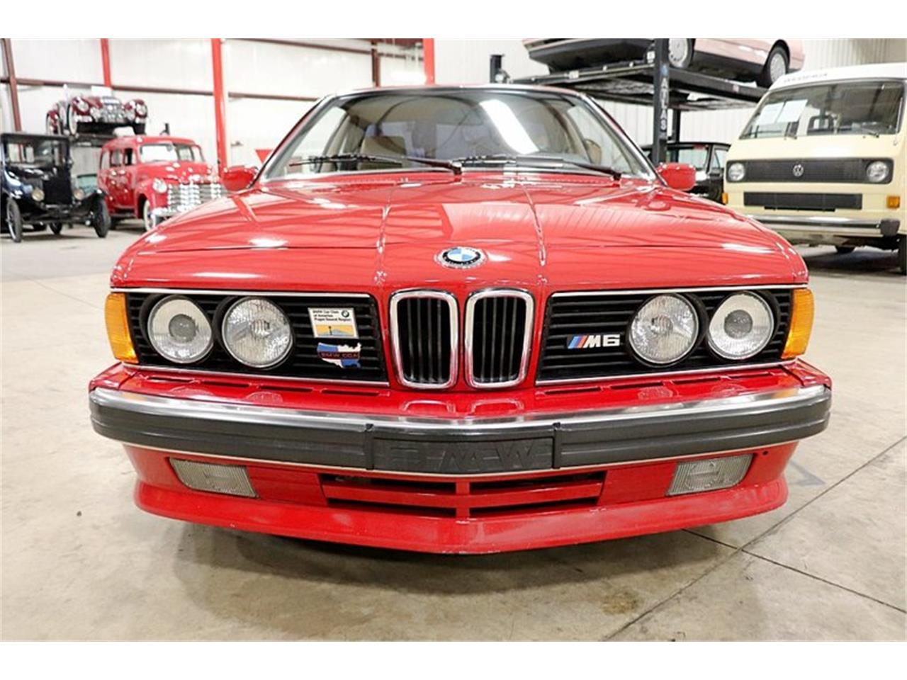 Large Picture of 1988 M6 located in Kentwood Michigan - $44,900.00 - Q6CR