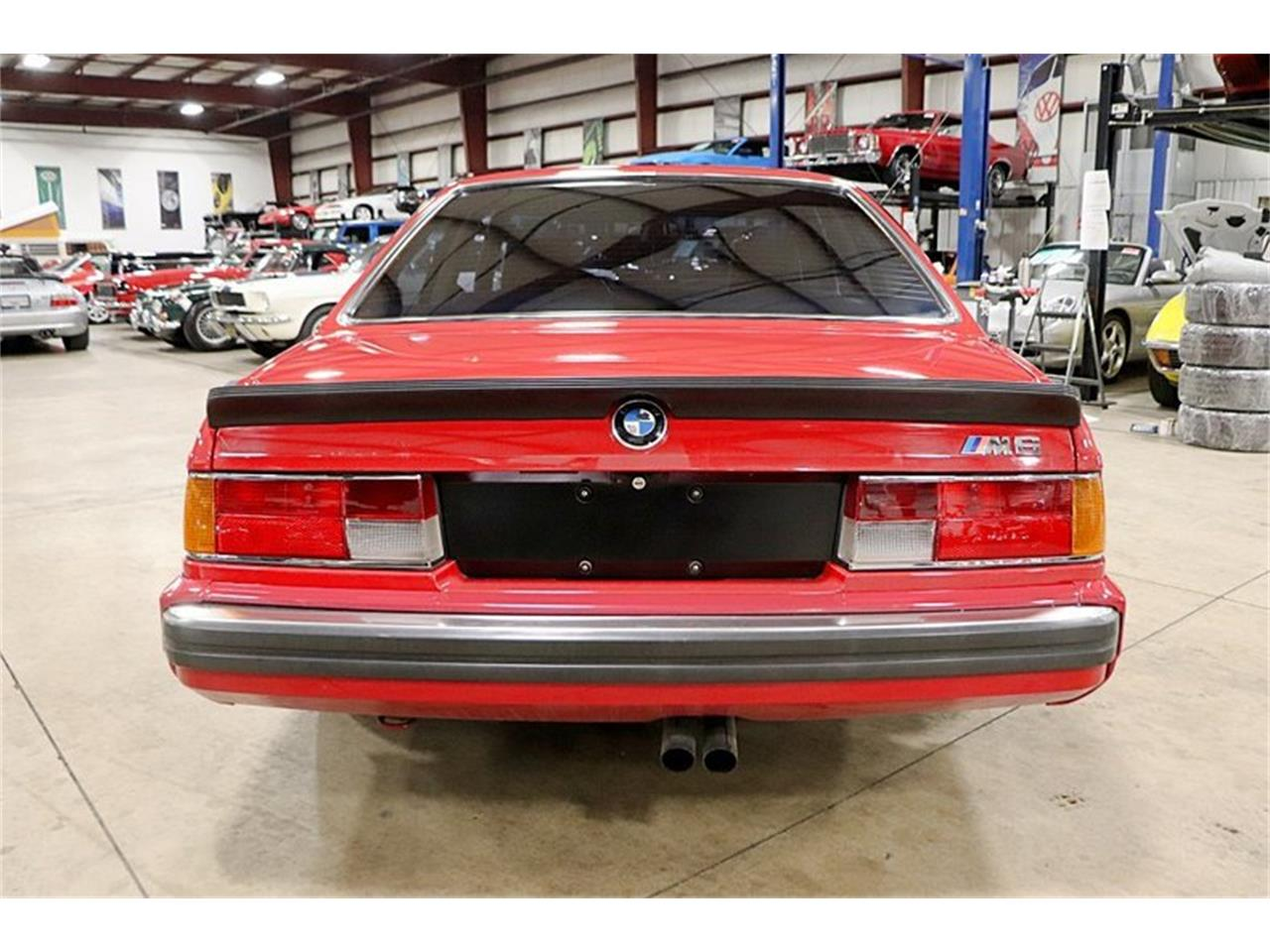 Large Picture of '88 BMW M6 - $44,900.00 Offered by GR Auto Gallery - Q6CR
