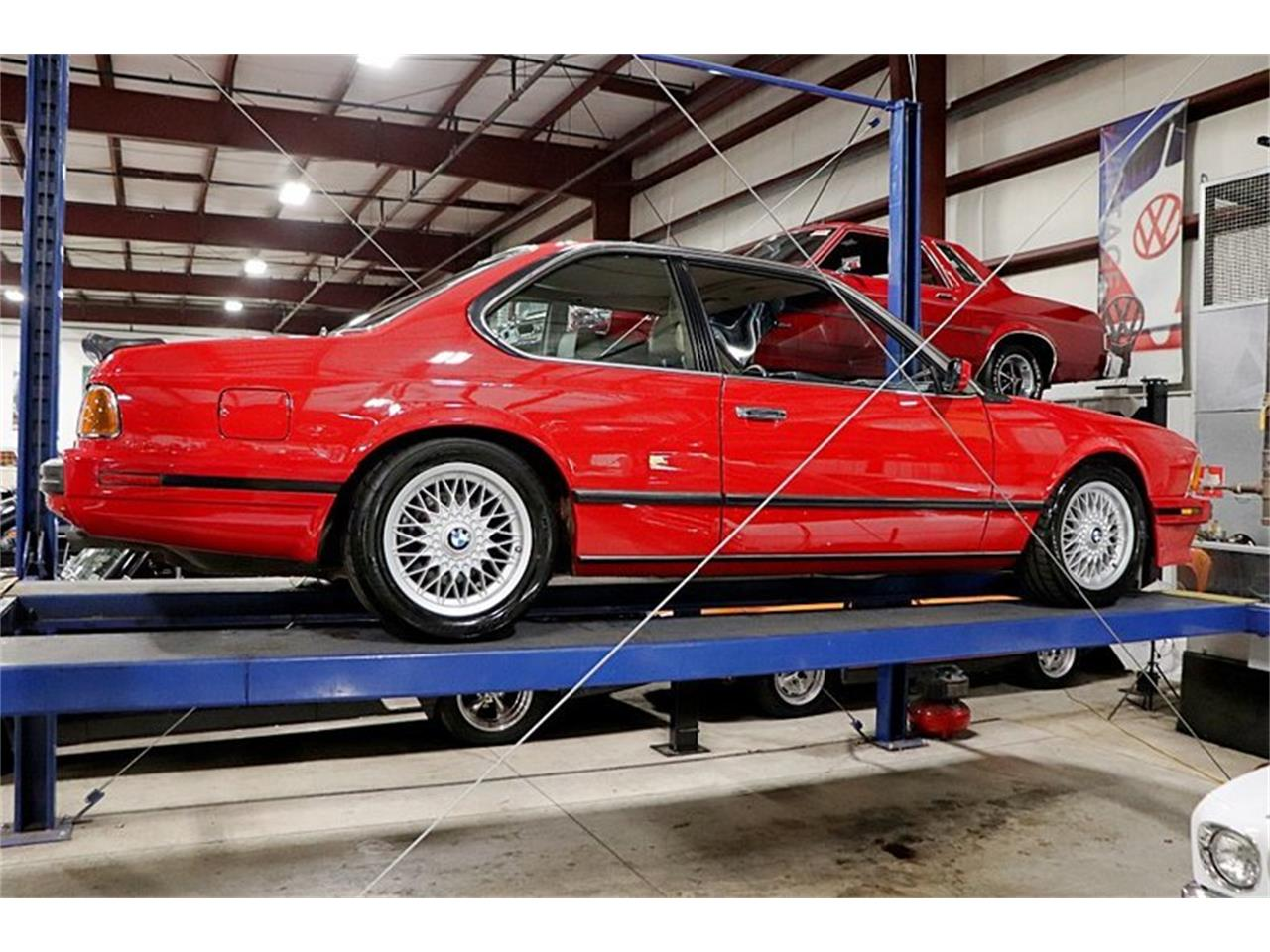 Large Picture of 1988 BMW M6 - Q6CR