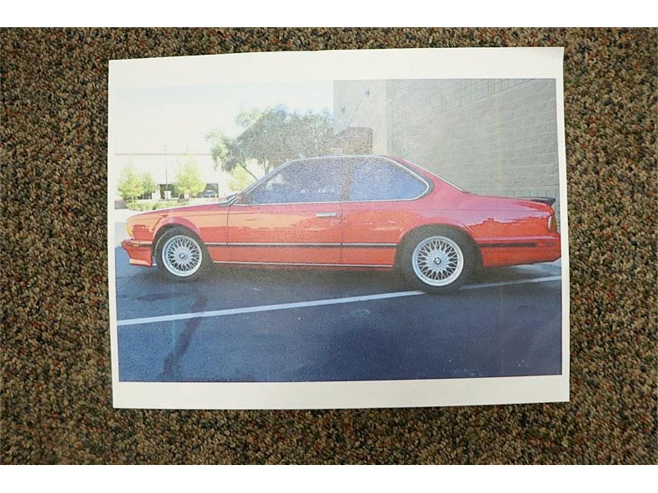 Large Picture of 1988 M6 located in Michigan Offered by GR Auto Gallery - Q6CR