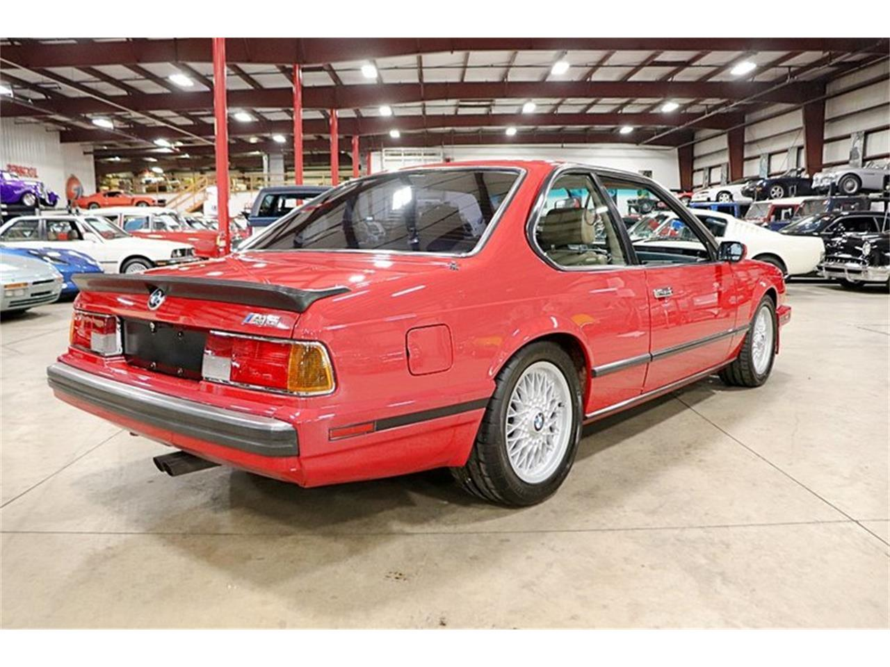 Large Picture of 1988 BMW M6 located in Michigan - $44,900.00 Offered by GR Auto Gallery - Q6CR