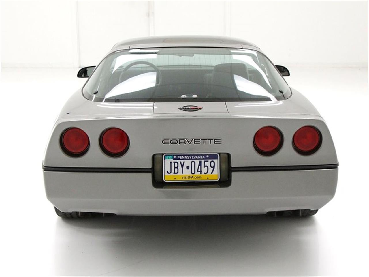 Large Picture of '85 Corvette - Q6D0