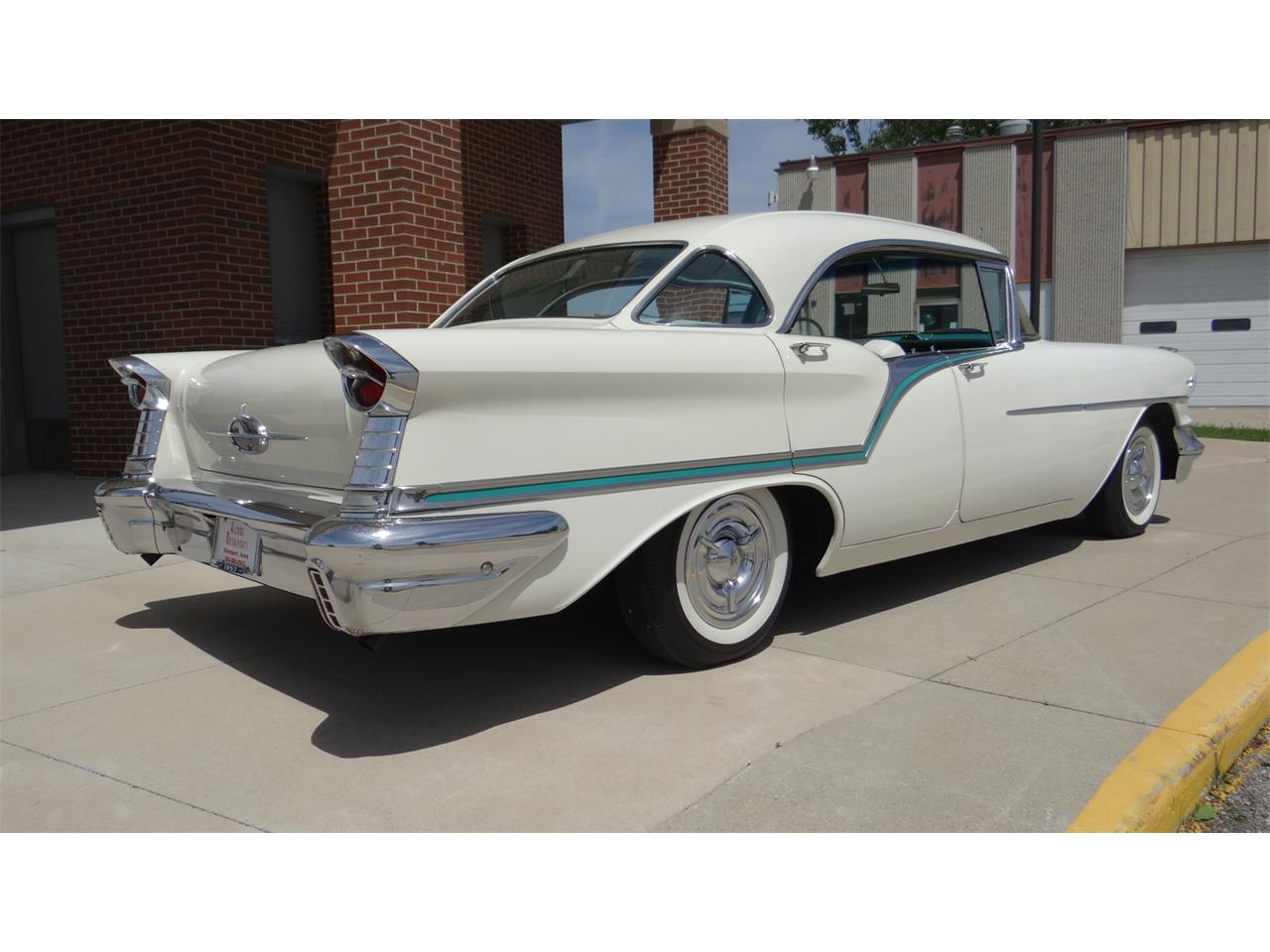 Large Picture of Classic '57 Super 88 - $21,900.00 Offered by Klemme Klassic Kars - Q5GJ