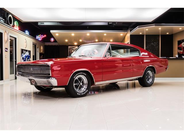 Picture of Classic 1966 Charger located in Plymouth Michigan Offered by  - Q6DA