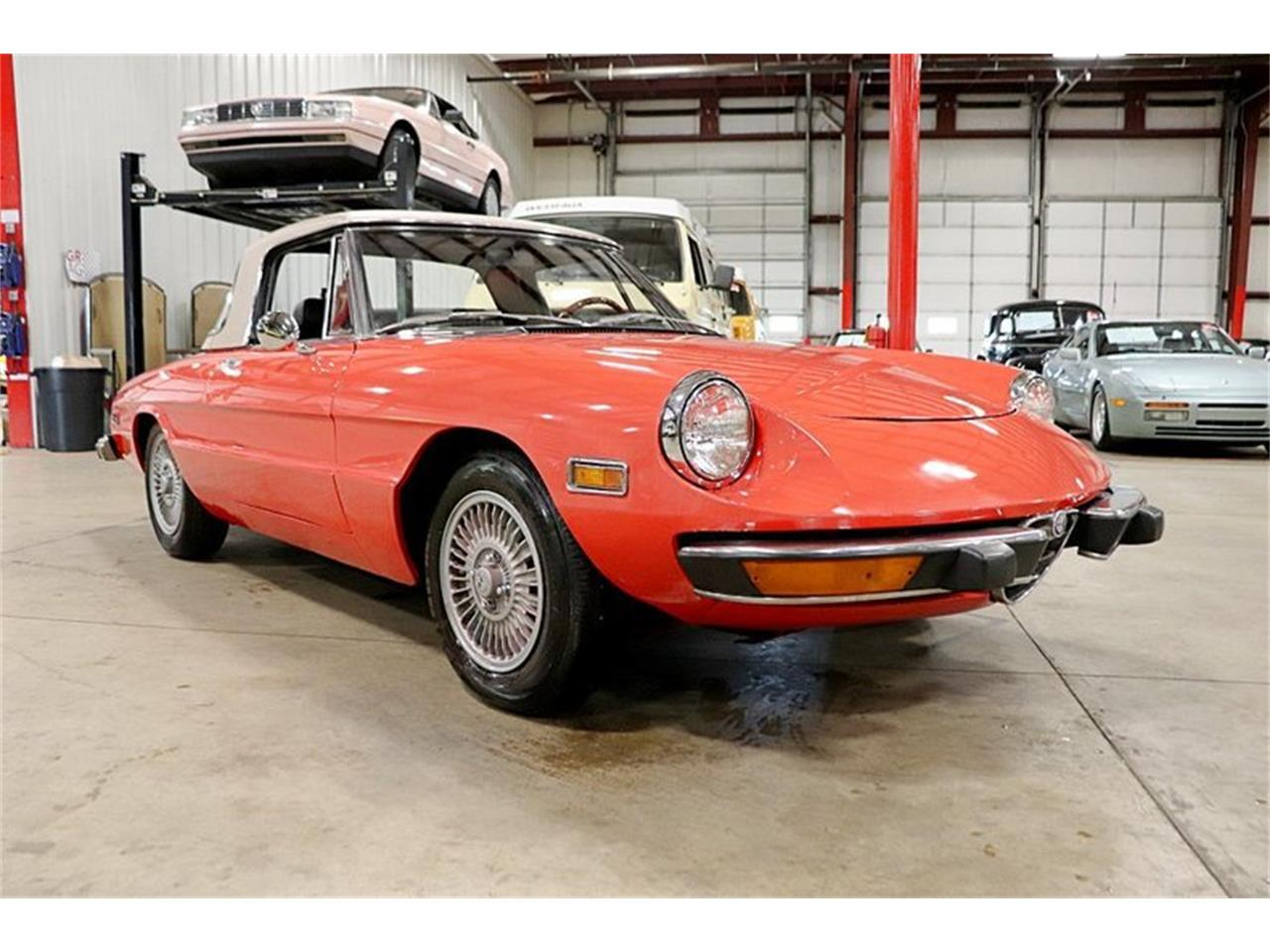 Large Picture of '74 Spider - Q6DB