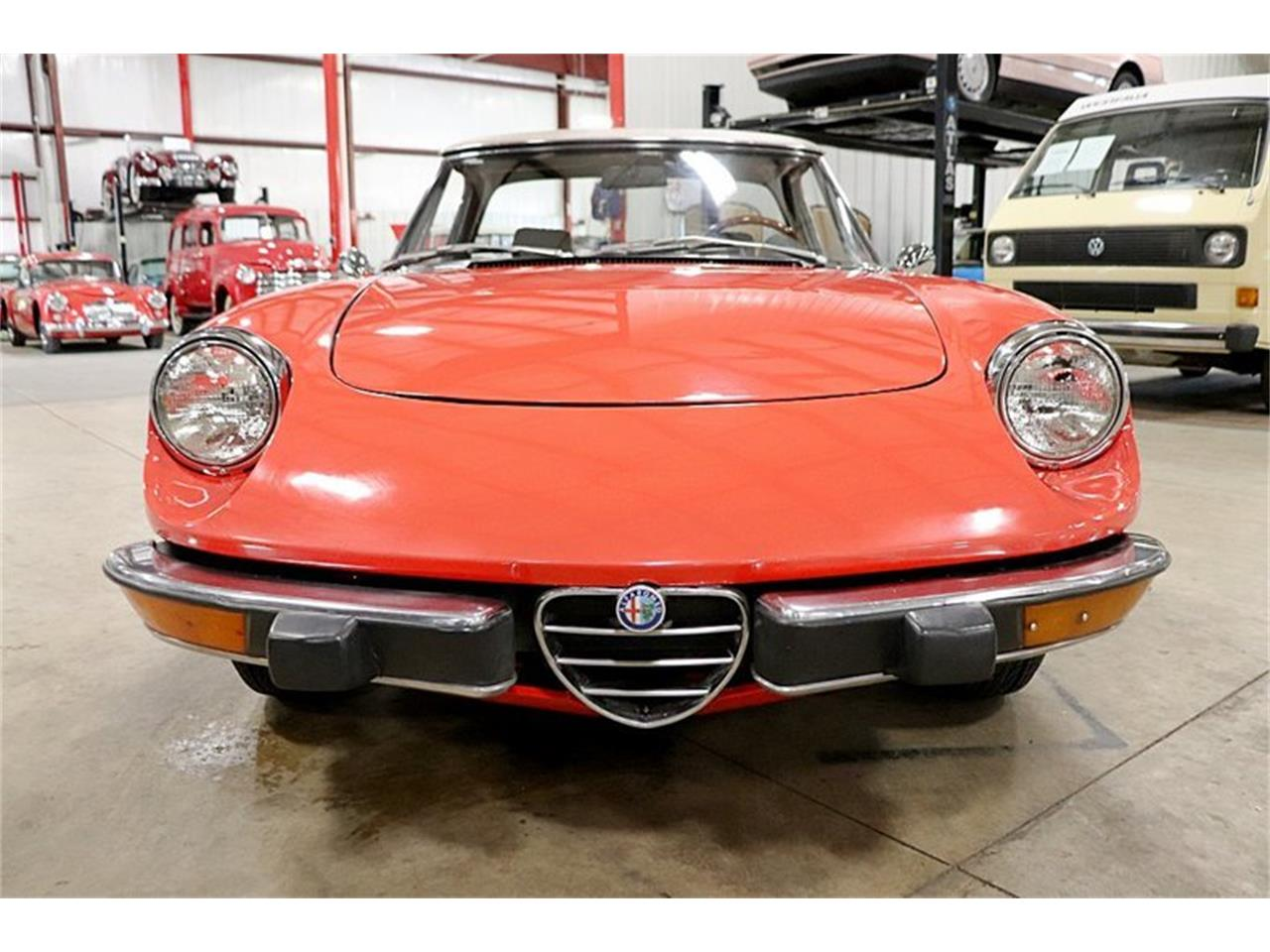 Large Picture of 1974 Alfa Romeo Spider located in Kentwood Michigan Offered by GR Auto Gallery - Q6DB