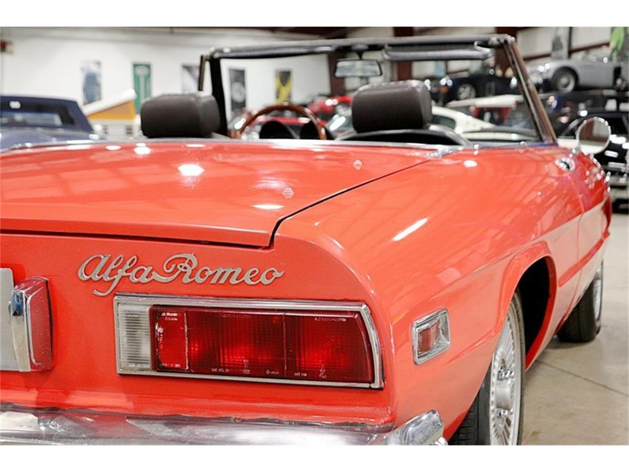 Large Picture of '74 Alfa Romeo Spider - $14,900.00 Offered by GR Auto Gallery - Q6DB