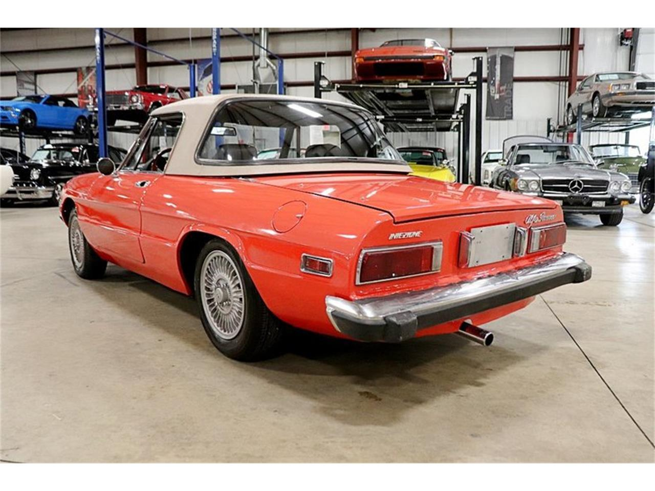 Large Picture of 1974 Spider Offered by GR Auto Gallery - Q6DB