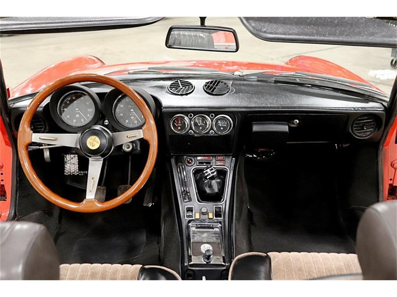 Large Picture of 1974 Alfa Romeo Spider located in Kentwood Michigan - Q6DB