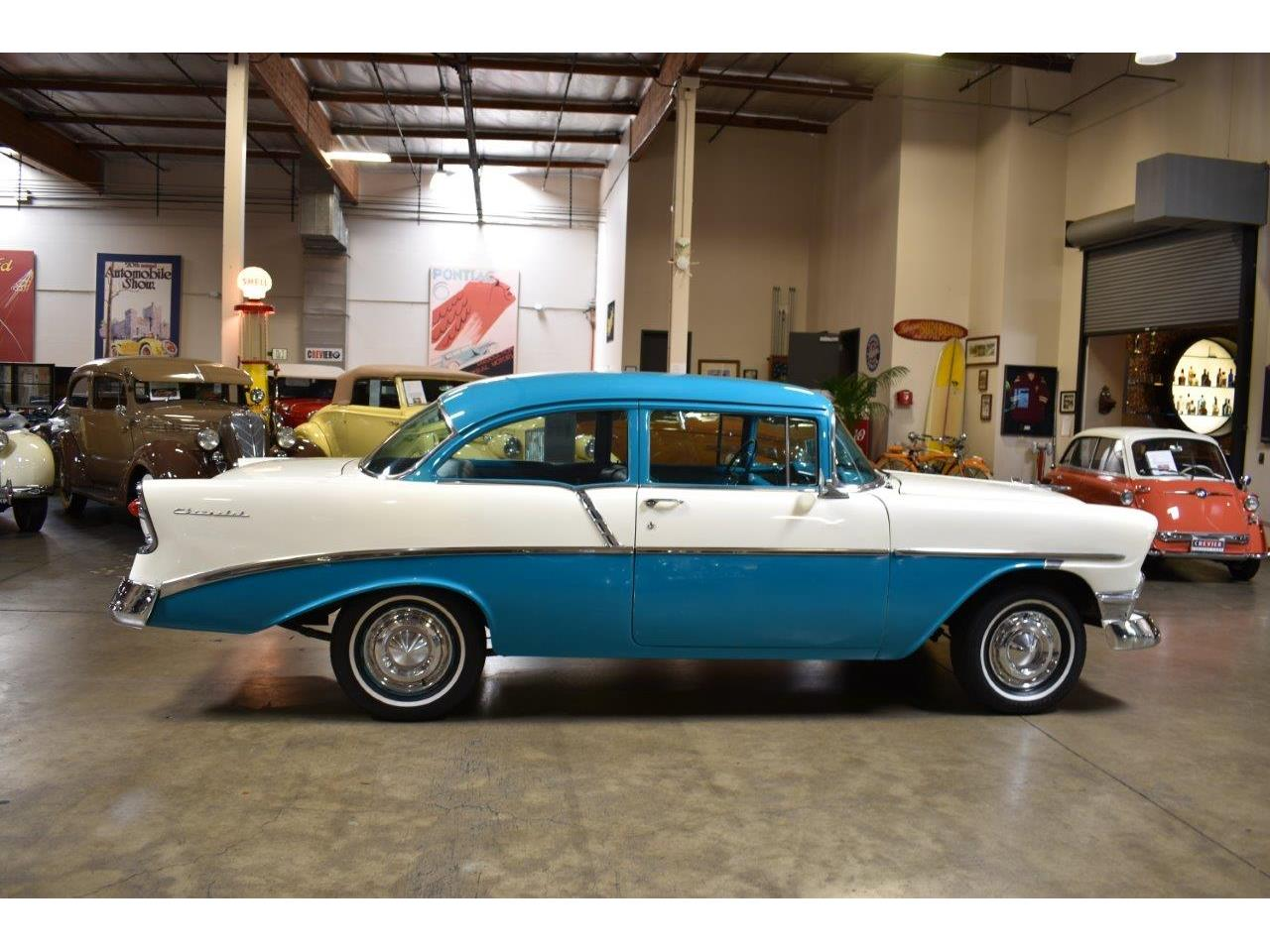 Large Picture of Classic 1956 Chevrolet Bel Air Offered by Crevier Classic Cars - Q5GK