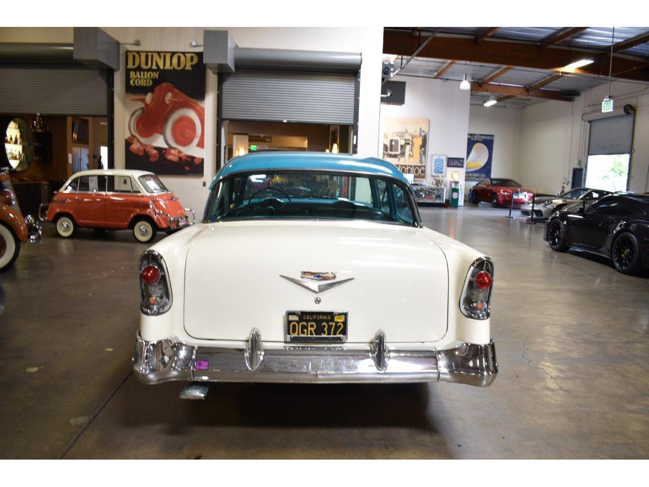 Large Picture of '56 Bel Air located in California - $19,900.00 Offered by Crevier Classic Cars - Q5GK