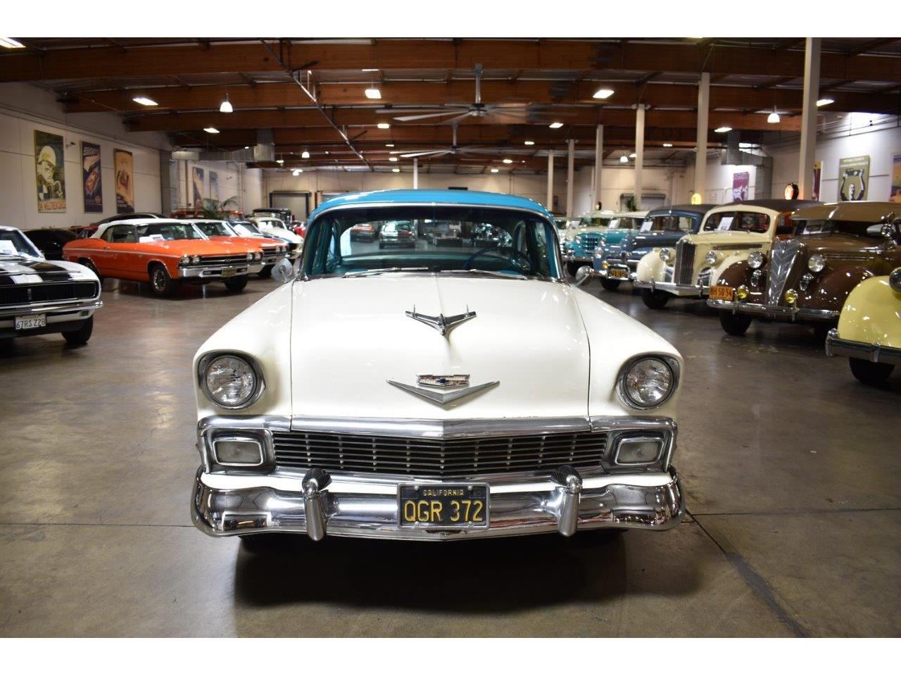 Large Picture of 1956 Chevrolet Bel Air located in California - $19,900.00 - Q5GK