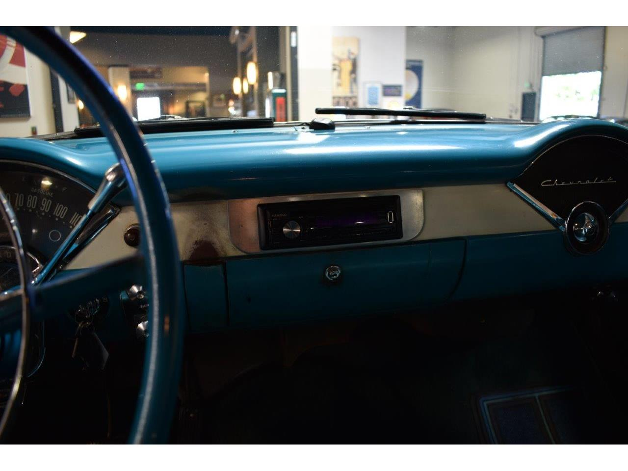 Large Picture of 1956 Chevrolet Bel Air located in California - $19,900.00 Offered by Crevier Classic Cars - Q5GK