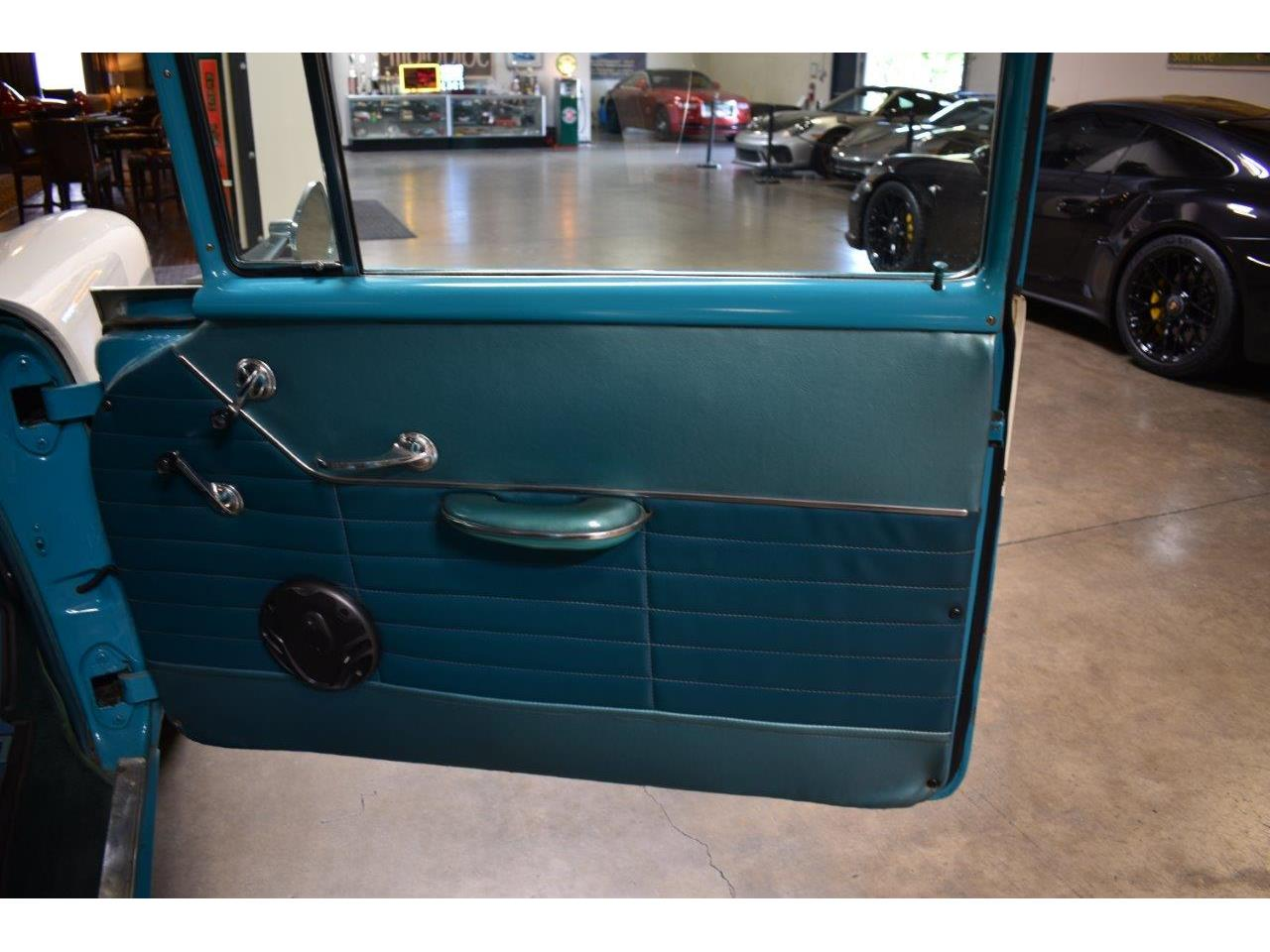 Large Picture of 1956 Chevrolet Bel Air located in California Offered by Crevier Classic Cars - Q5GK