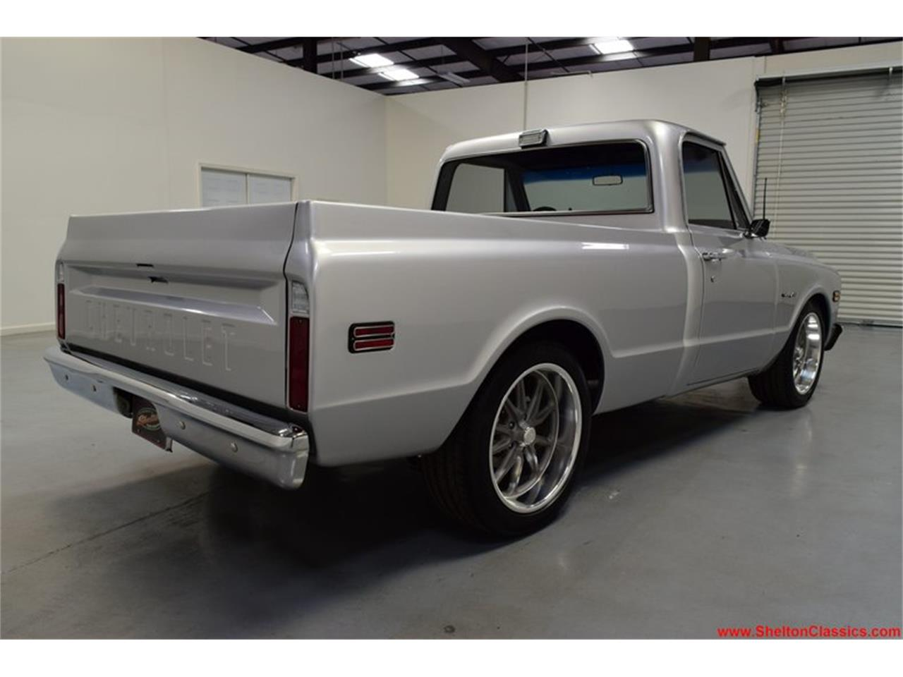 Large Picture of Classic 1971 C10 located in Mooresville North Carolina - $59,995.00 Offered by Shelton Classics & Performance - Q6DQ