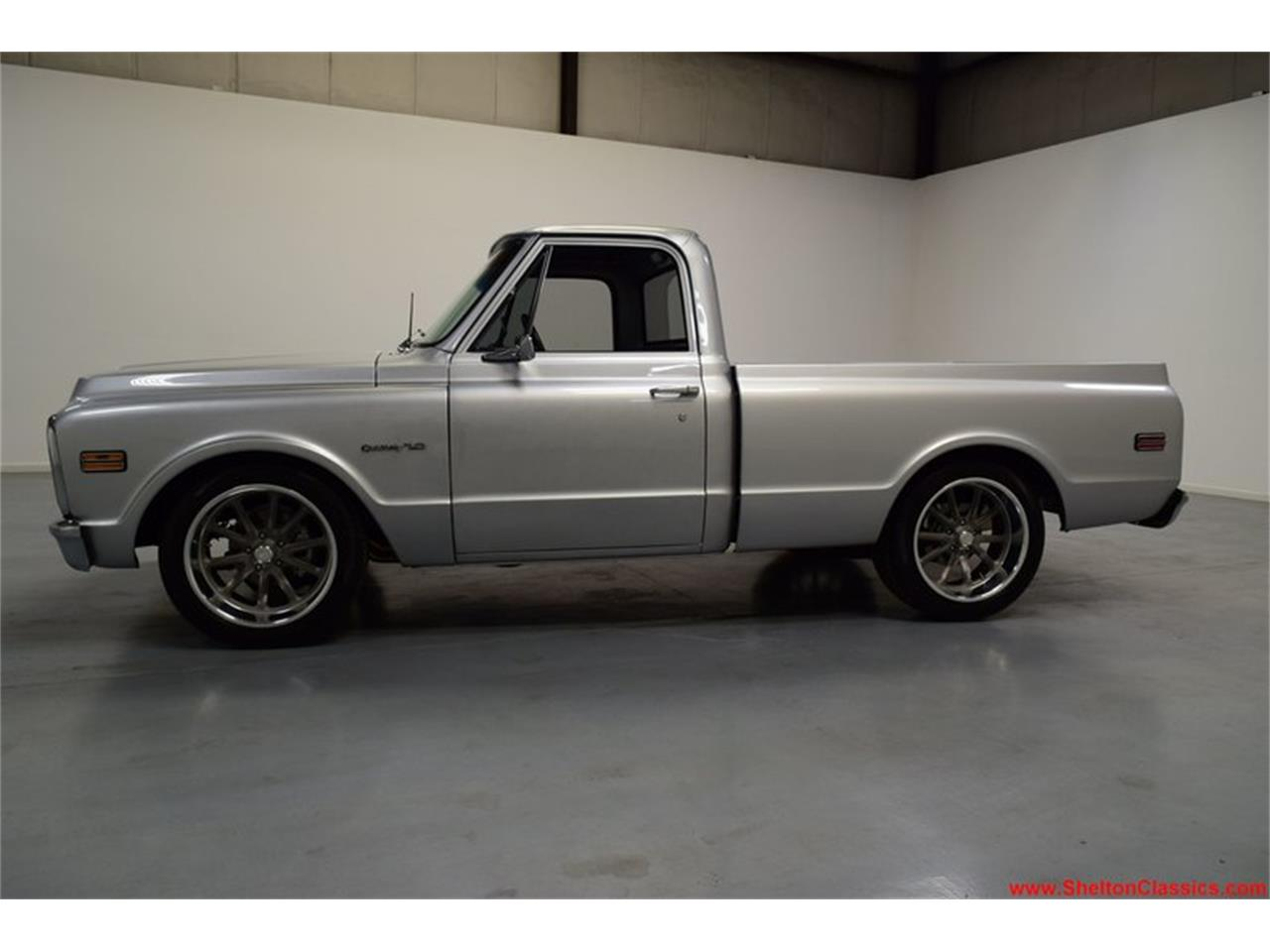 Large Picture of Classic '71 Chevrolet C10 located in Mooresville North Carolina - Q6DQ