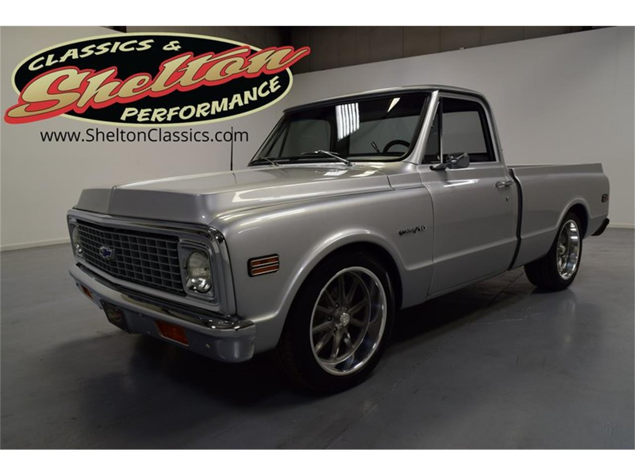 Large Picture of Classic 1971 Chevrolet C10 Offered by Shelton Classics & Performance - Q6DQ