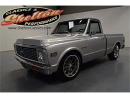 Picture of Classic 1971 Chevrolet C10 - $59,995.00 Offered by Shelton Classics & Performance - Q6DQ