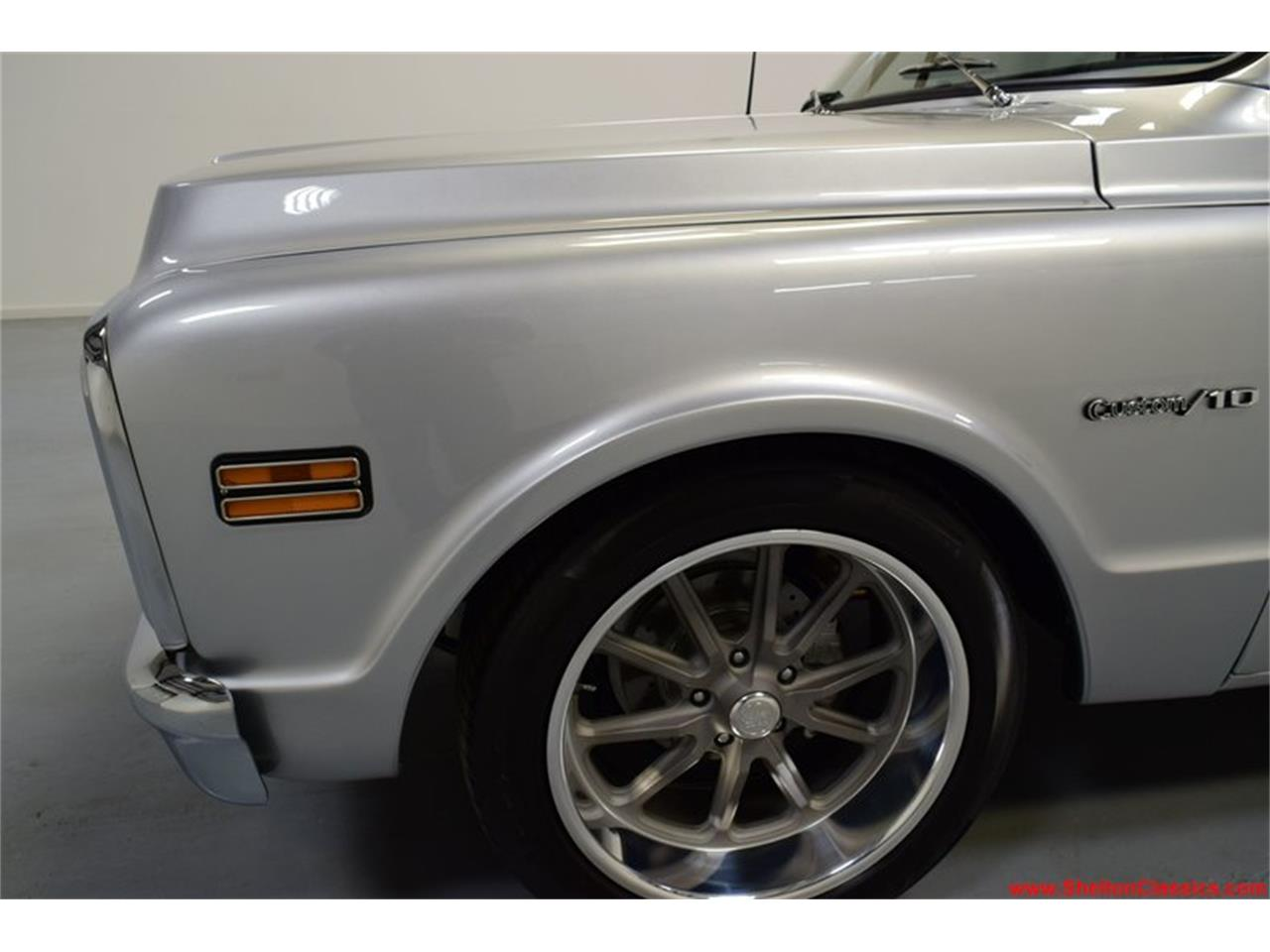 Large Picture of Classic '71 Chevrolet C10 located in North Carolina Offered by Shelton Classics & Performance - Q6DQ