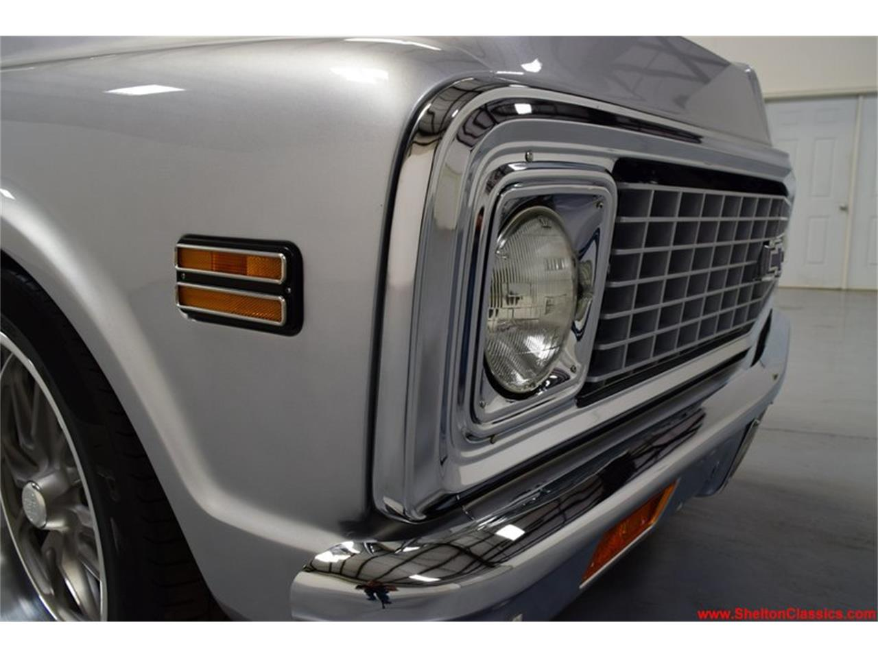 Large Picture of Classic 1971 Chevrolet C10 located in North Carolina Offered by Shelton Classics & Performance - Q6DQ