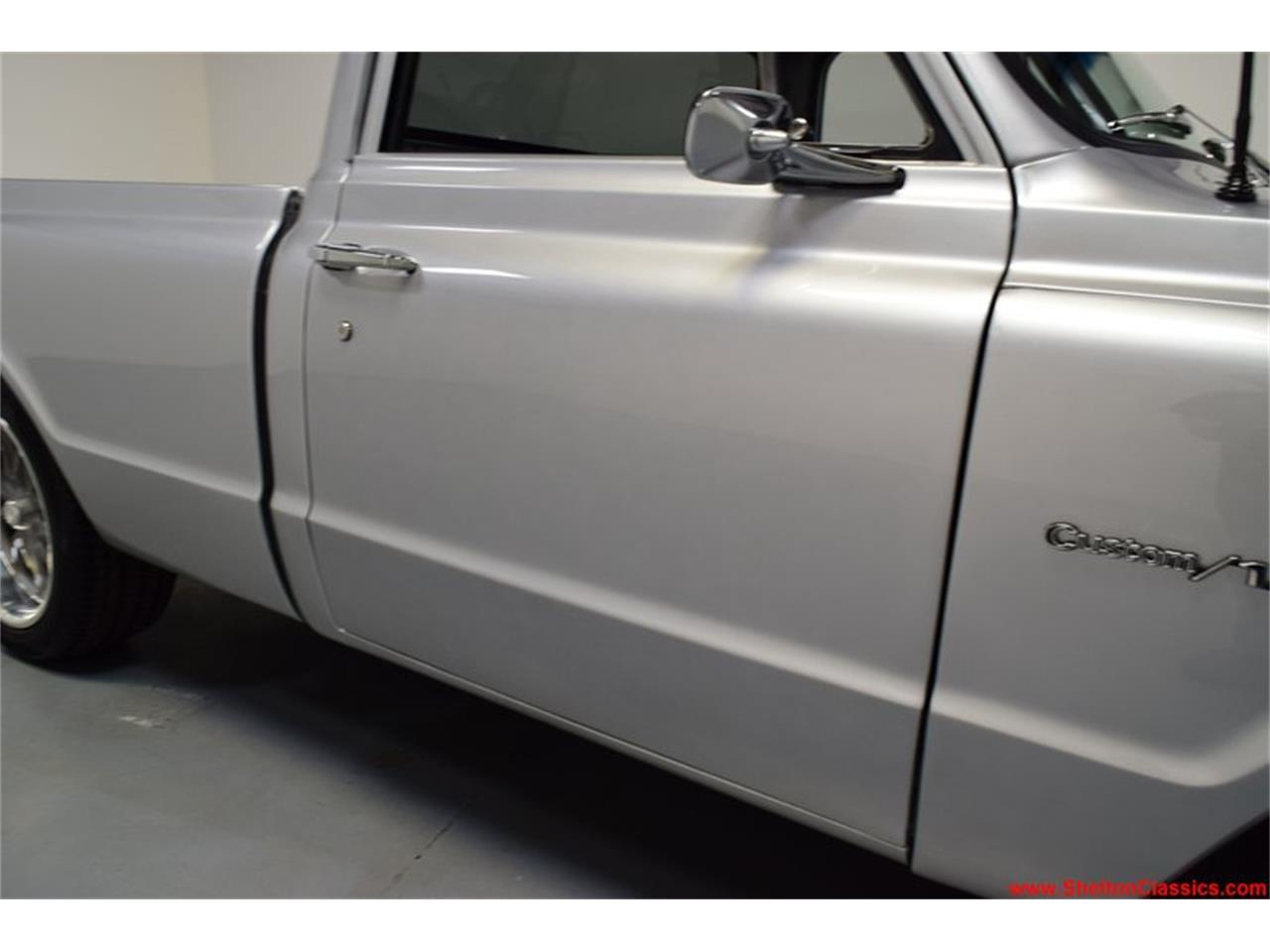 Large Picture of Classic 1971 Chevrolet C10 located in Mooresville North Carolina - $59,995.00 Offered by Shelton Classics & Performance - Q6DQ