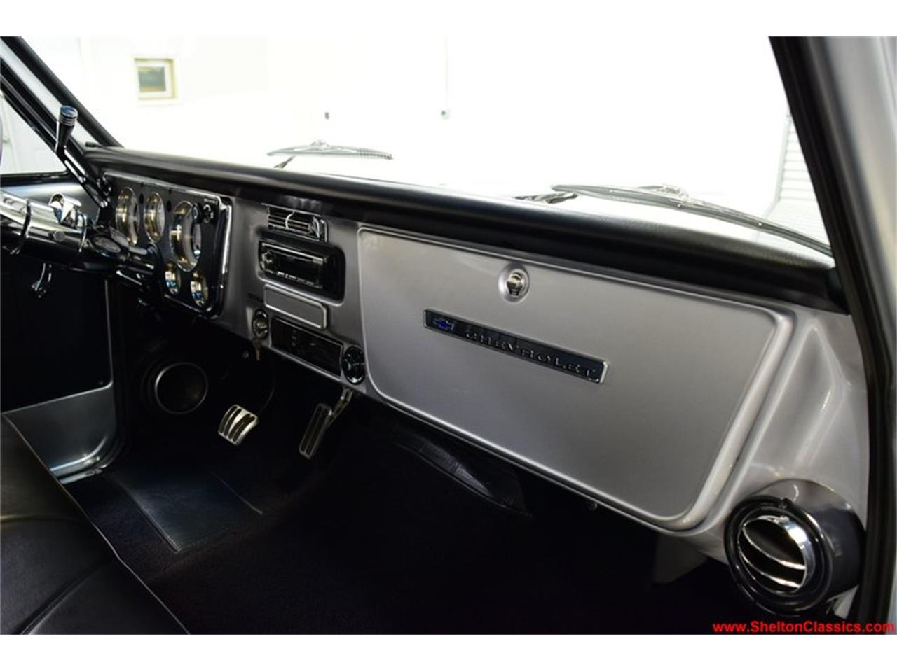 Large Picture of 1971 Chevrolet C10 - $59,995.00 Offered by Shelton Classics & Performance - Q6DQ