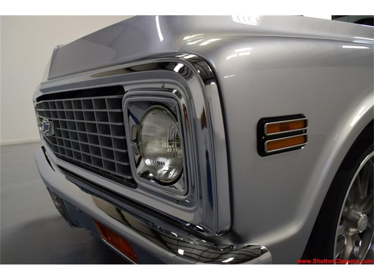 Large Picture of '71 Chevrolet C10 located in North Carolina Offered by Shelton Classics & Performance - Q6DQ