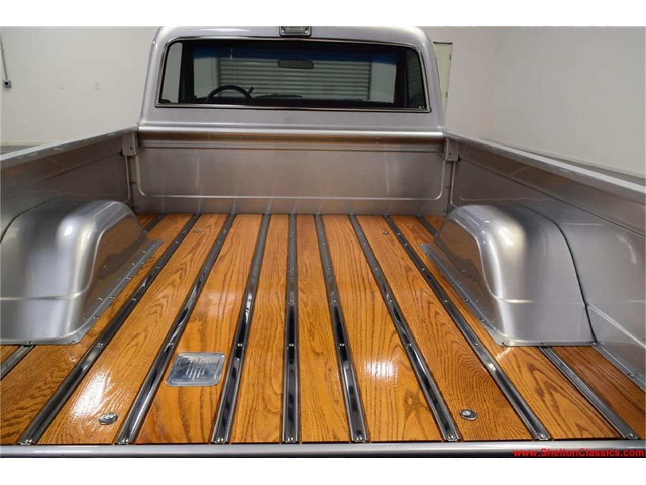 Large Picture of '71 Chevrolet C10 located in Mooresville North Carolina - Q6DQ