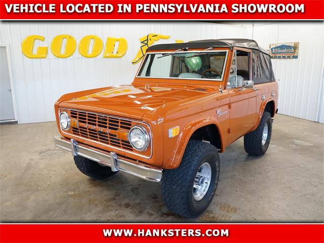 Picture of 1969 Ford Bronco located in Homer City Pennsylvania - $49,900.00 Offered by  - Q6E2