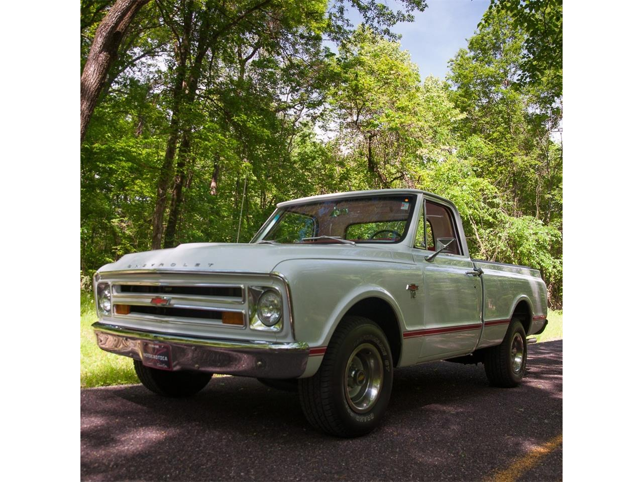 For Sale 1967 Chevrolet C10 In St Louis Missouri
