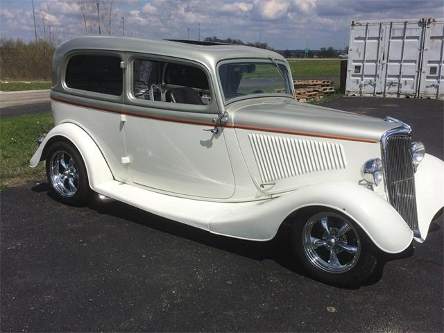 Picture of '34 Ford Custom - Q6EI