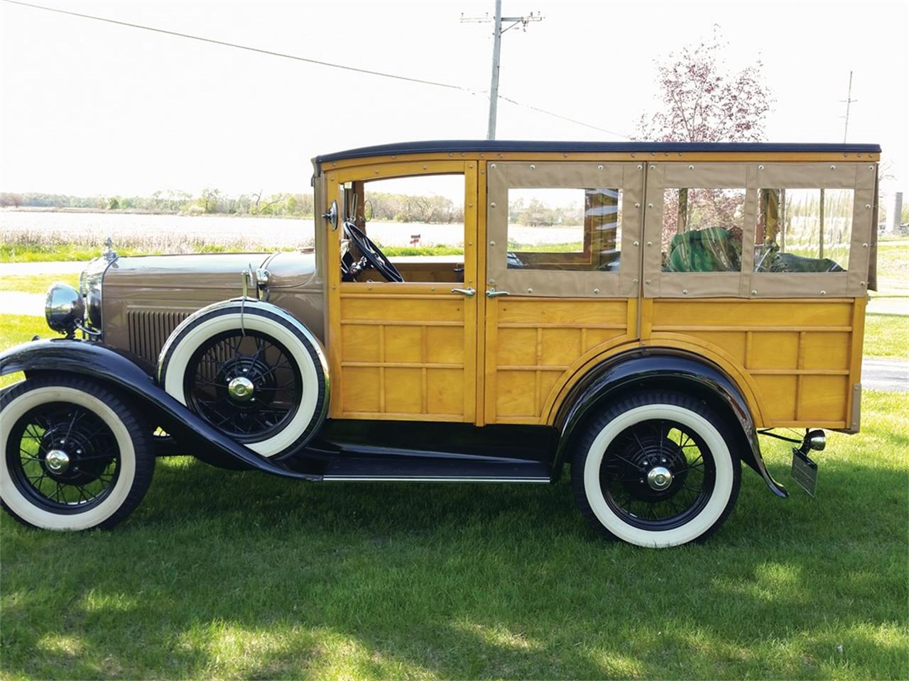Large Picture of 1931 Ford Model A Auction Vehicle Offered by RM Sotheby's - Q6EJ