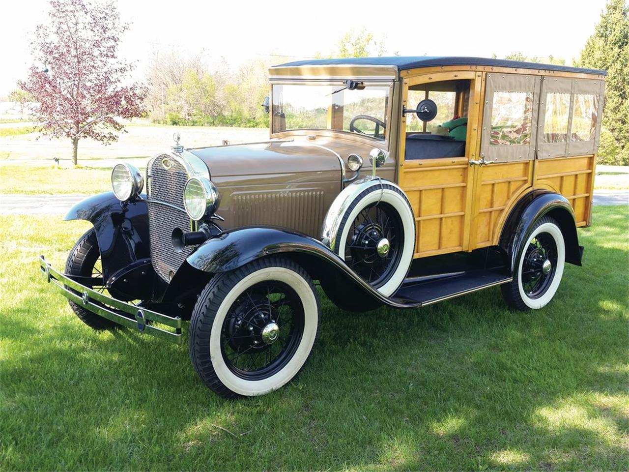 Large Picture of 1931 Model A Auction Vehicle Offered by RM Sotheby's - Q6EJ
