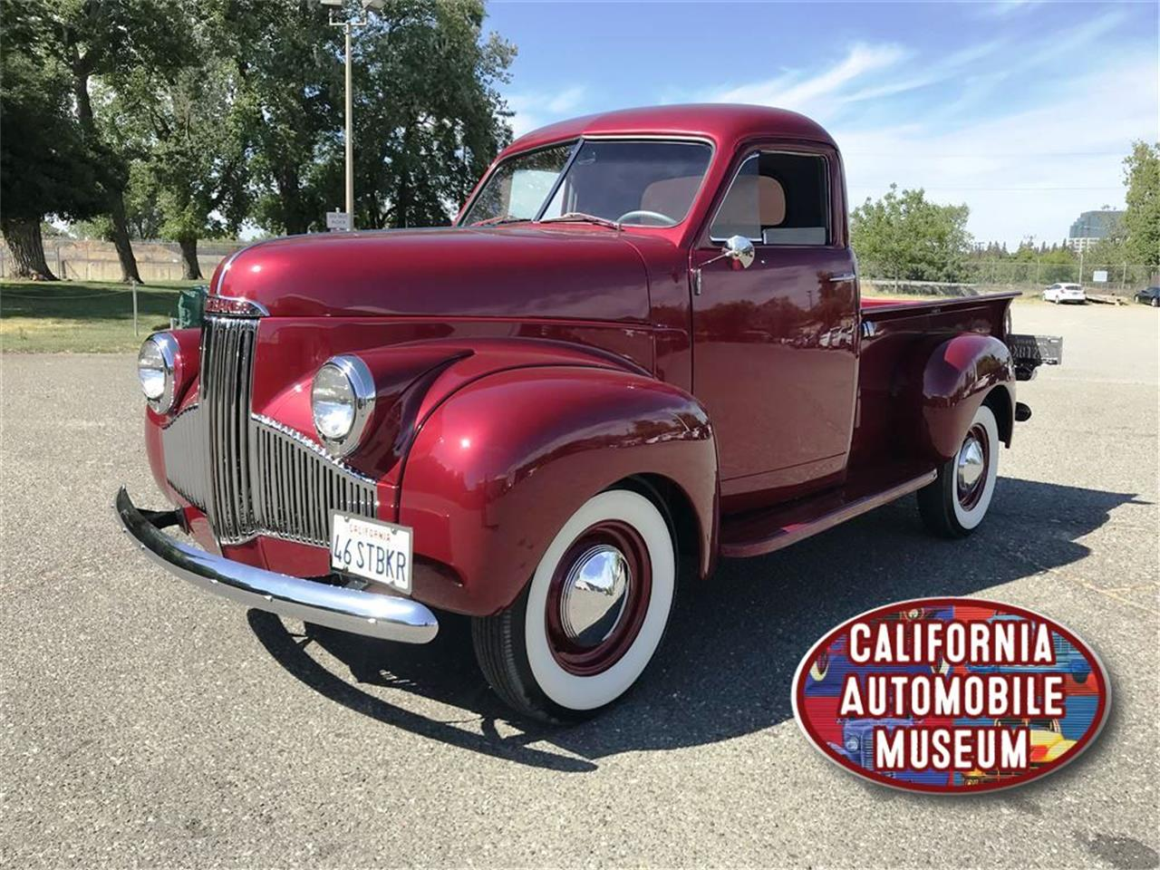 Large Picture of '46 Truck - Q5GO