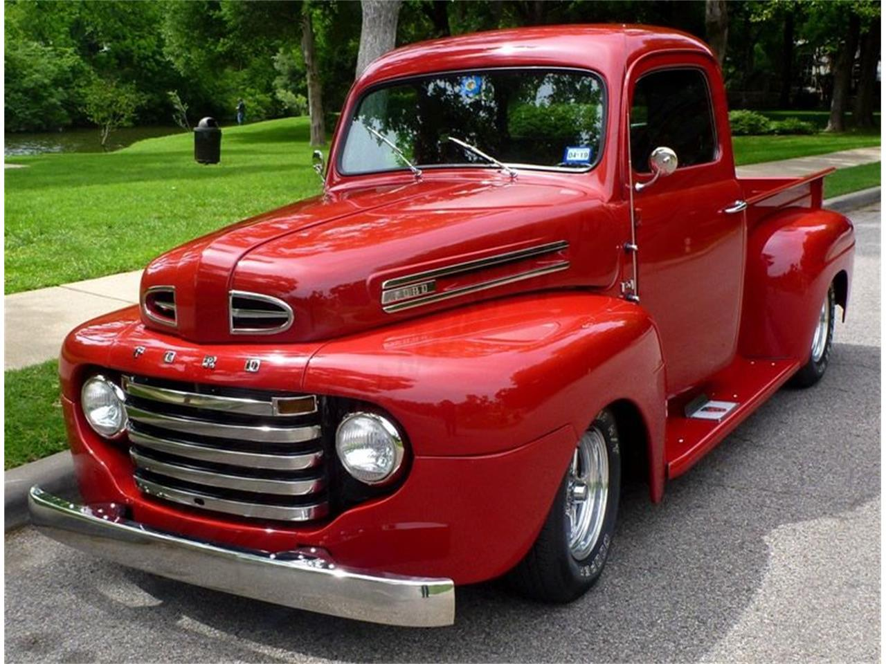 Large Picture of Classic '48 Ford F1 - Q6EX