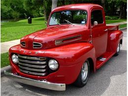 Picture of '48 Ford F1 Offered by Classical Gas Enterprises - Q6EX