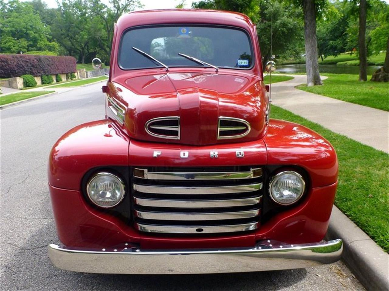 Large Picture of Classic 1948 Ford F1 Offered by Classical Gas Enterprises - Q6EX