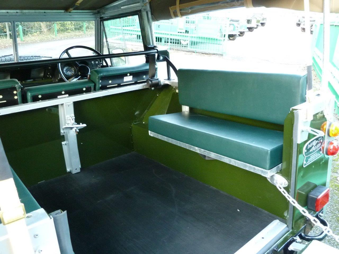 Large Picture of 1976 Land Rover Series II 88 located in Alton New Hampshire - Q5DA
