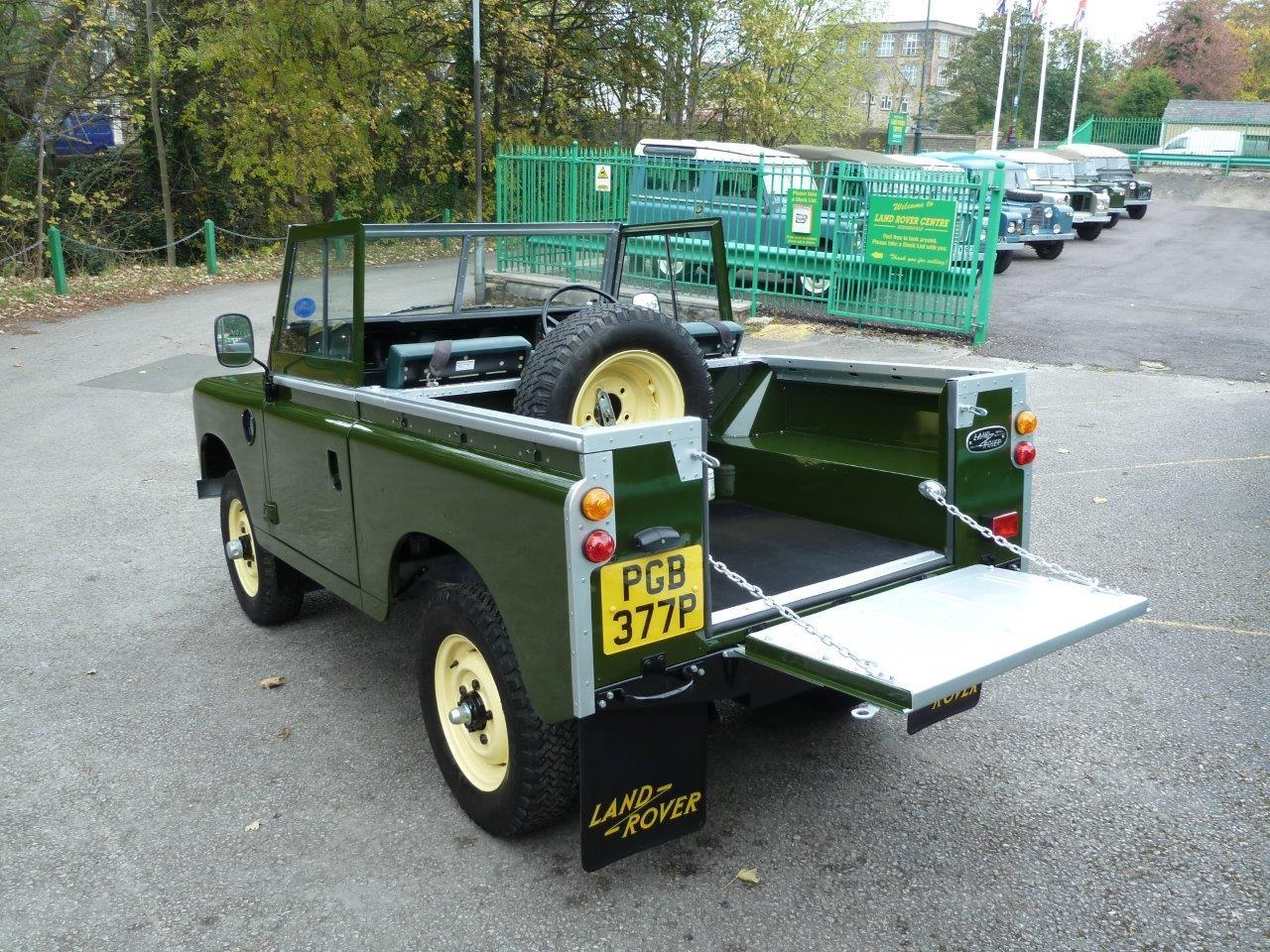 Large Picture of 1976 Land Rover Series II 88 - $44,900.00 Offered by a Private Seller - Q5DA