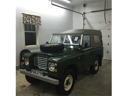 Picture of 1976 Land Rover Series II 88 Offered by a Private Seller - Q5DA